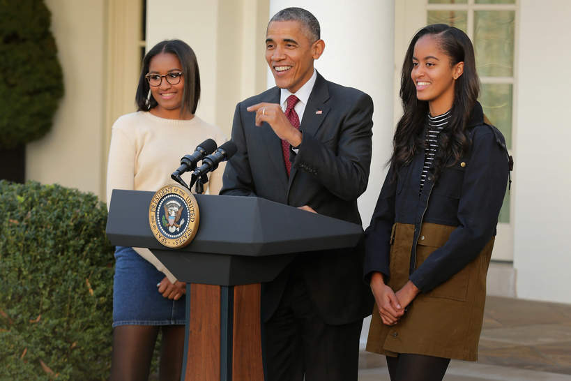 Córki Baracka Obamy