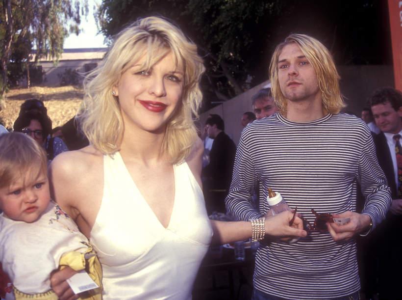 Courtney Love odpowiedzialna za śmierć Kurta Cobaina?