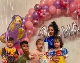 Cristiano Ronaldo, Georgina Rodriguez, dzieci Ronaldo