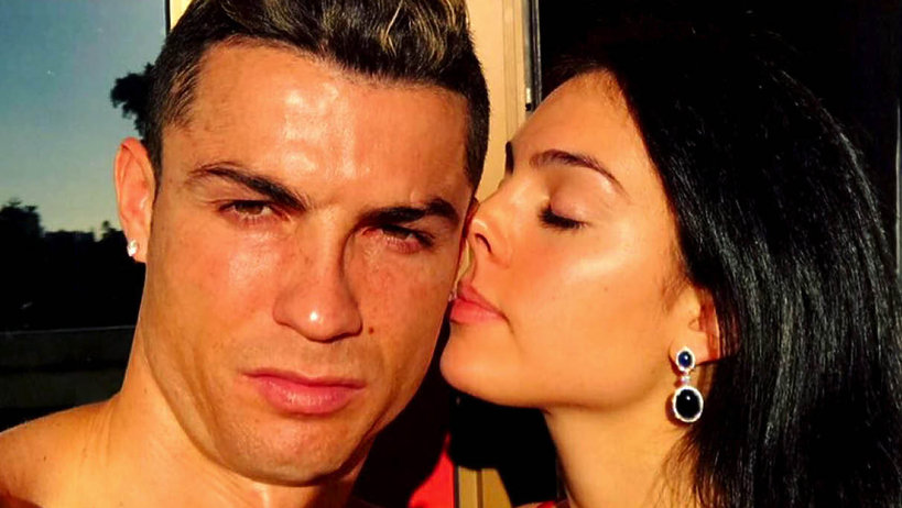 Cristiano Ronaldo i Georgina Rodriquez