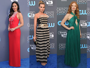 Critics Choice Awards 2018