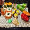 Cukierkowe sushi