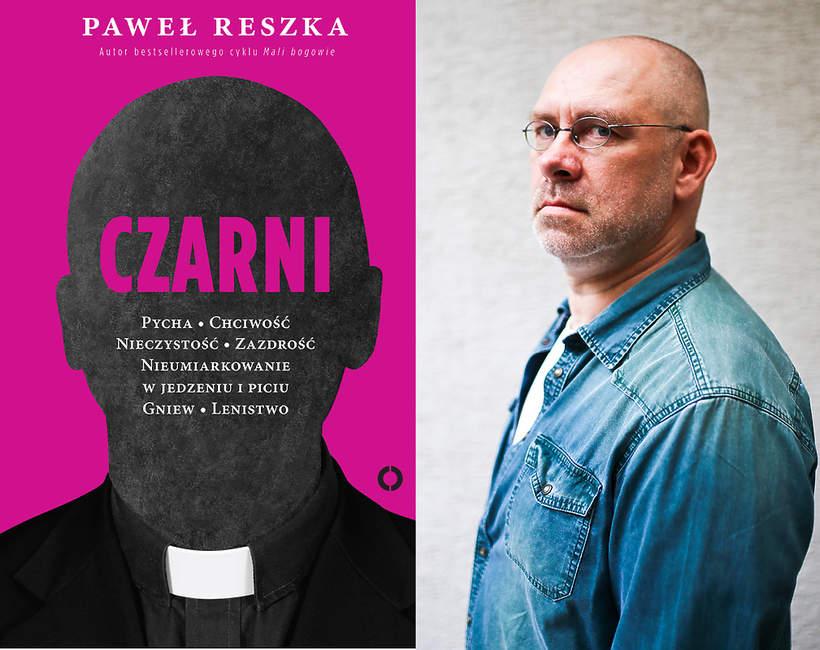 """Czarni"", Paweł Reszka"