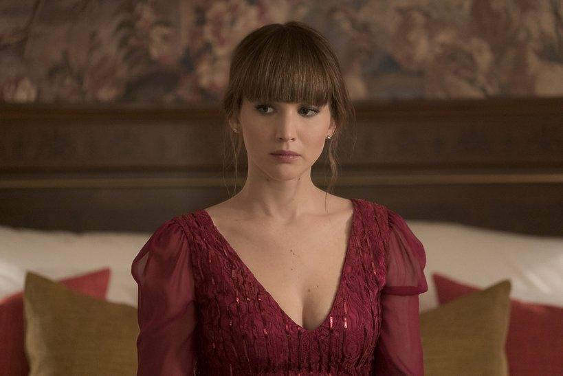Czerwona jaskółka, Jennifer Lawrence, Imperial Cinepix