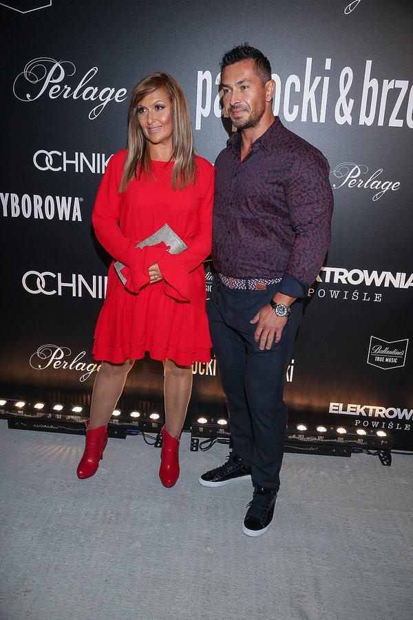 Czerwona sukienka, Kasia Skrzynecka 2019