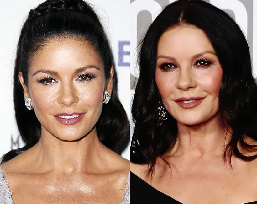 Czy Catherine Zeta-Jones robiła operacje plastyczne?