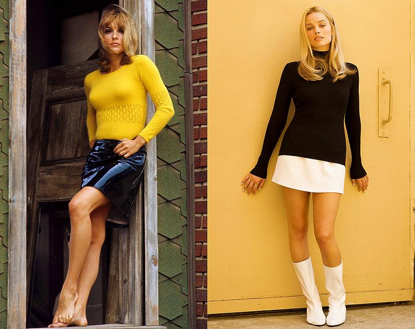 czy Margot Robbie w filmie Tarantino przypomina Sharon Tate?