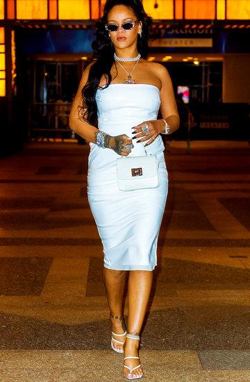 czy Rihanna jest w ciąży? stylizacje 2019