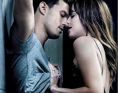 "Dakota Johnson i Jamie Dornan ""Nowe oblicze Greya"" NEW"
