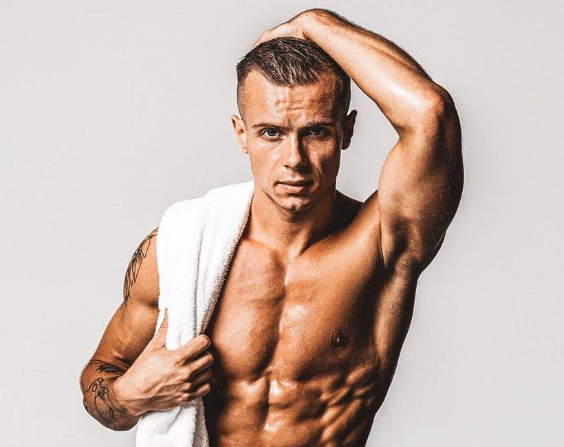Daniel Borzewski, Mister Polski 2019