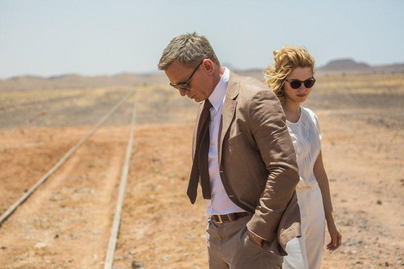 Daniel Craig i Léa Seydoux