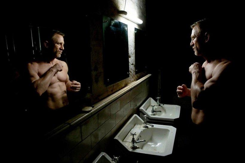 Daniel Craig w