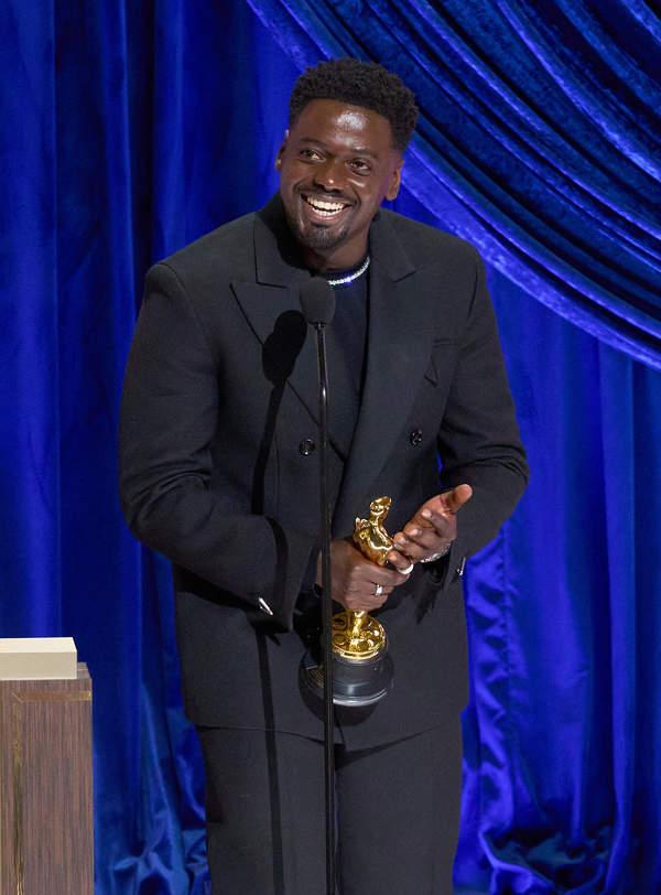 Daniel Kaluuya, dziwna przemowa Oscary 2021