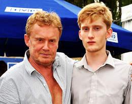Najmłodszy syn Daniela Olbrychskiego poszedł w ślady ojca?
