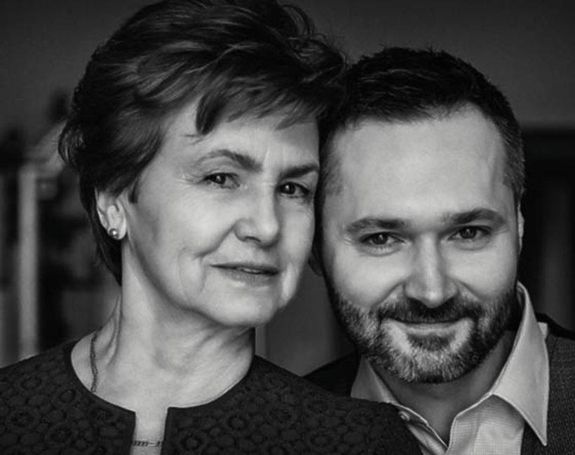 Danuta Wałęsa, Jarosław Wałęsa, Viva! kwiecień 2014