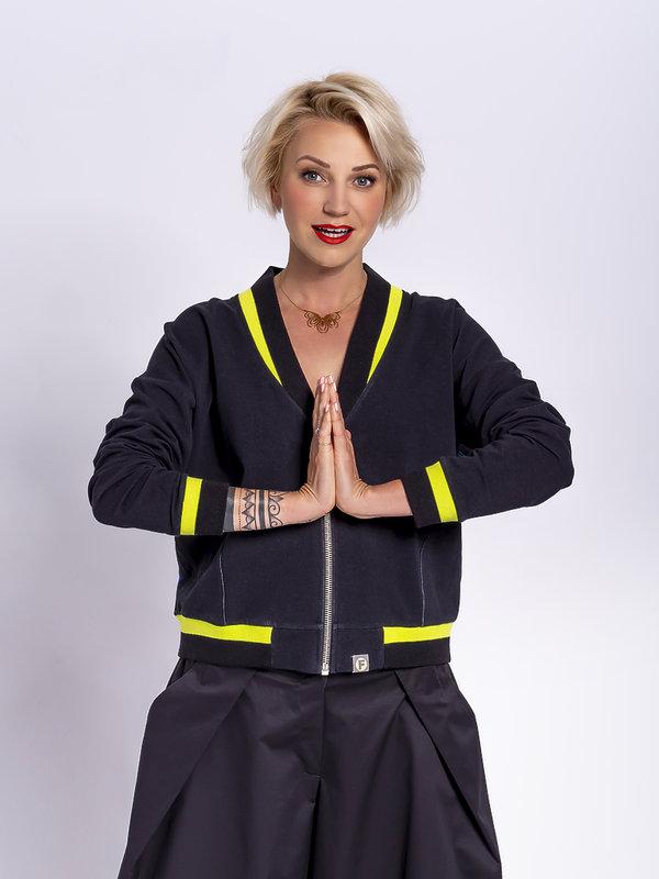 Daria Ładocha została projektantką mody