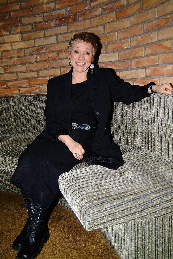 Daria Trafankowska zmarła w 2004 roku po długiej walce z nowotworem