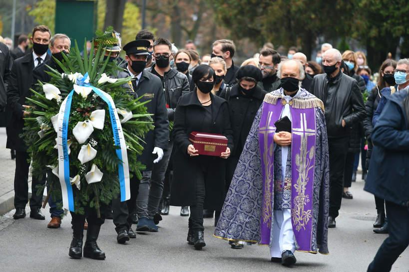 Dariusz Gnatowski, pogrzeb