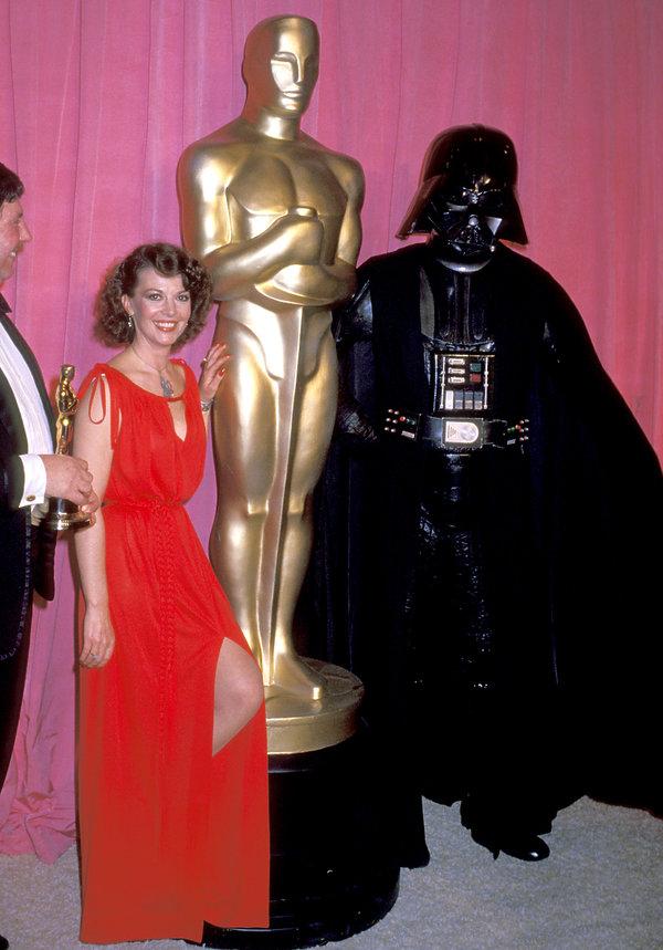 Darth Vader, Gwiezdne wojny, Natalie Wood, rozdanie Oscarów 1978