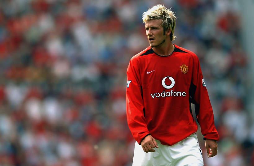 David Beckham, MU