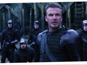 David Beckham w filmie Guya Ritchie