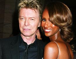 W ich związek nie wierzył nikt. Oto niezwykła historia miłości Iman i Davida Bowie