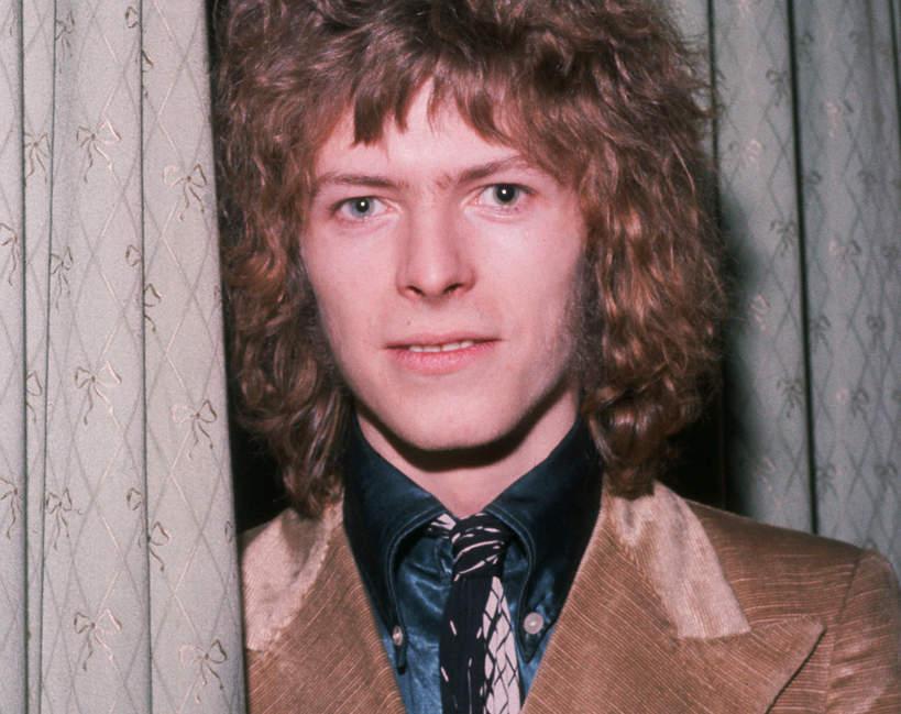 David Bowie, pierwsza miłość Hermione