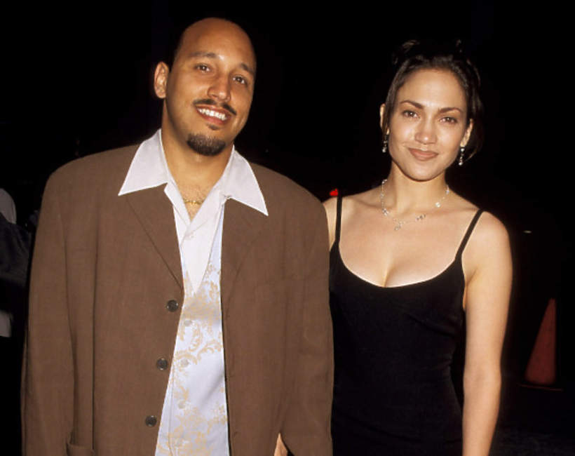 David Cruz, Jennifer Lopez