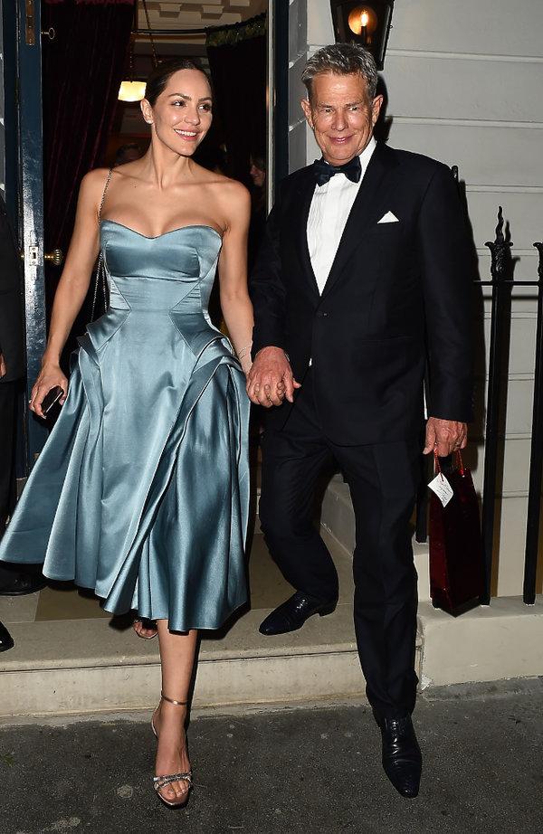 David Foster i Katharine McPhee, ślub Davida Fostera