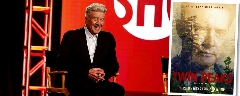 David Lynch Miasteczko Twin Peaks
