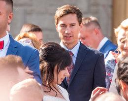 Dawid Kubacki,  Martą Majcher, ślub Dawida Kubackiego