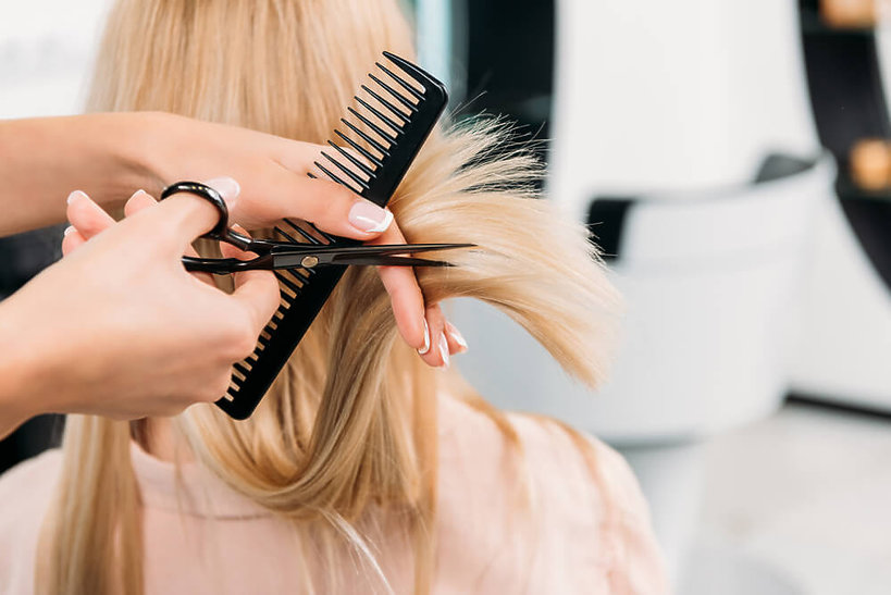 Ddbanie o włosy