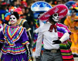 Dia de Muertos, czyli meksykańskie Zaduszki wyglądają zupełnie inaczej niż nasze…