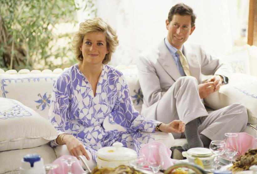 Diana i Karol historia miłości