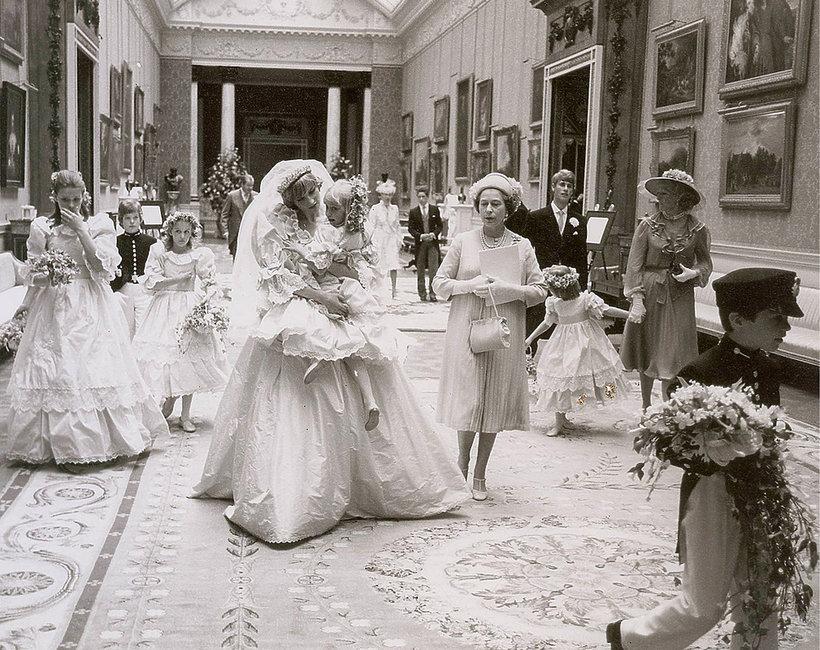 Diana i książę Karol, ślub, niewidziane zdjęcia