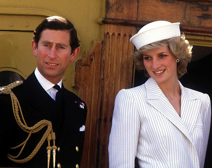 Diana, książę Karol