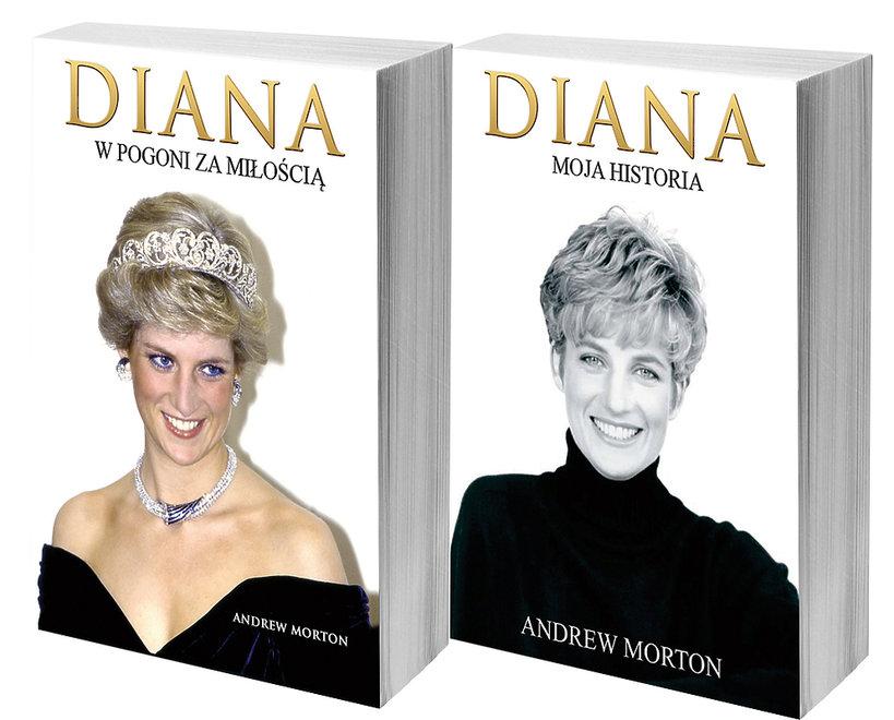 Diana książki Andrew Morton