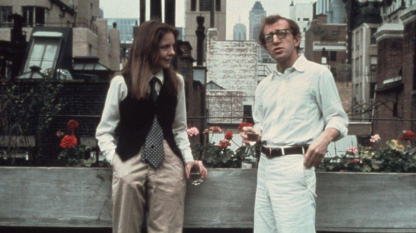 Diane Keaton i Woody Allen