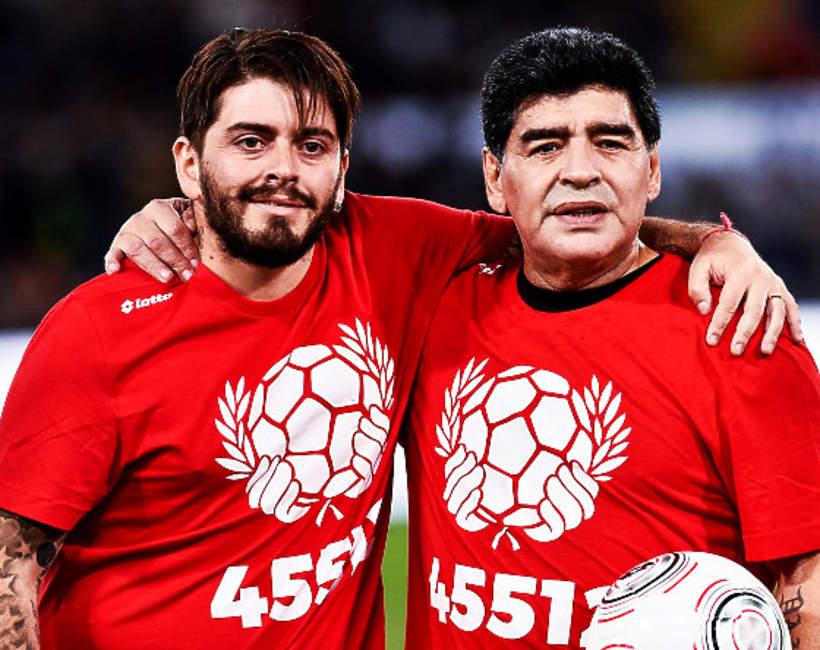 Diego Armando Maradona, Diego Maradona Junior