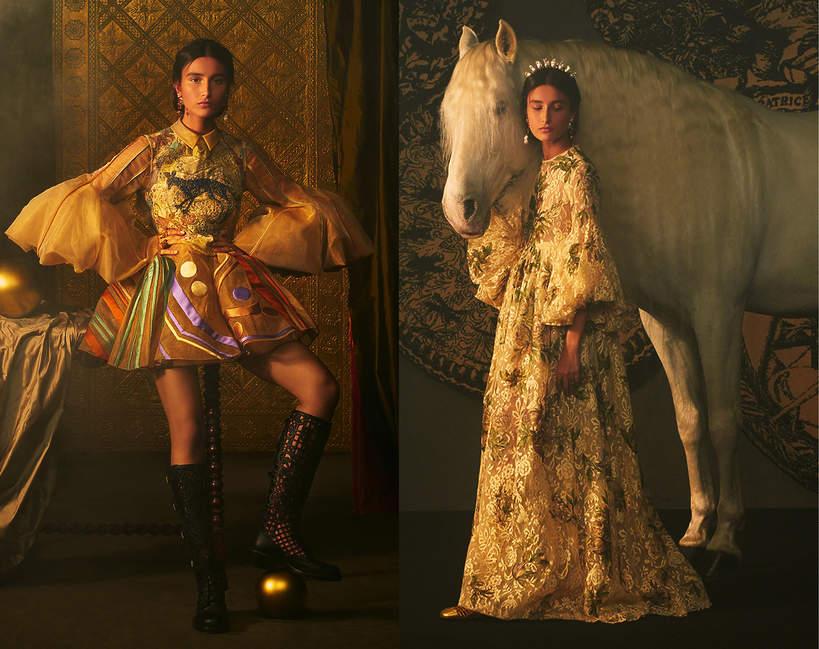Dior haute couture wiosna-lato