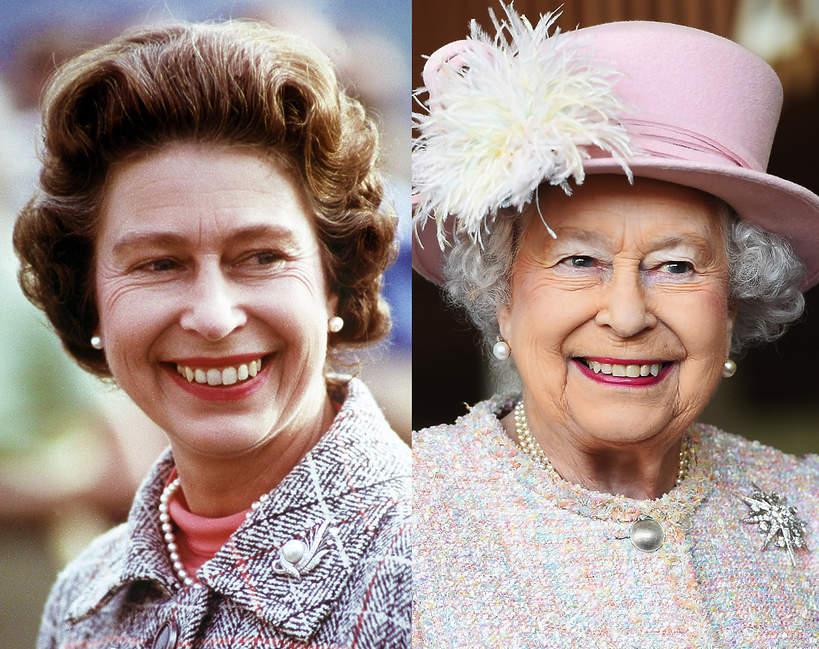 Dlaczego królowa Elżbieta nie zmienia fryzury
