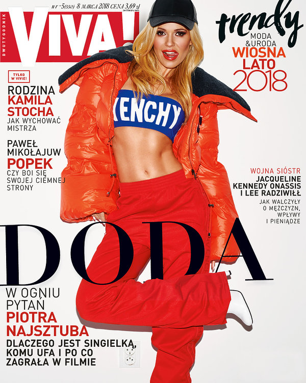 Doda, Viva! marzec 2018