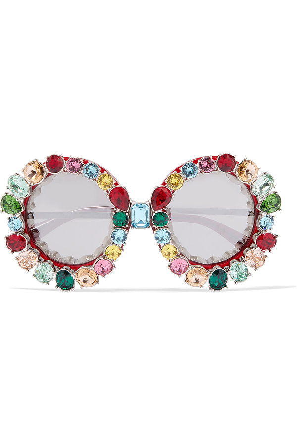 Dolce & Gabbana, ok. 5100 zł, dostępne na ww.net-a-porter.com