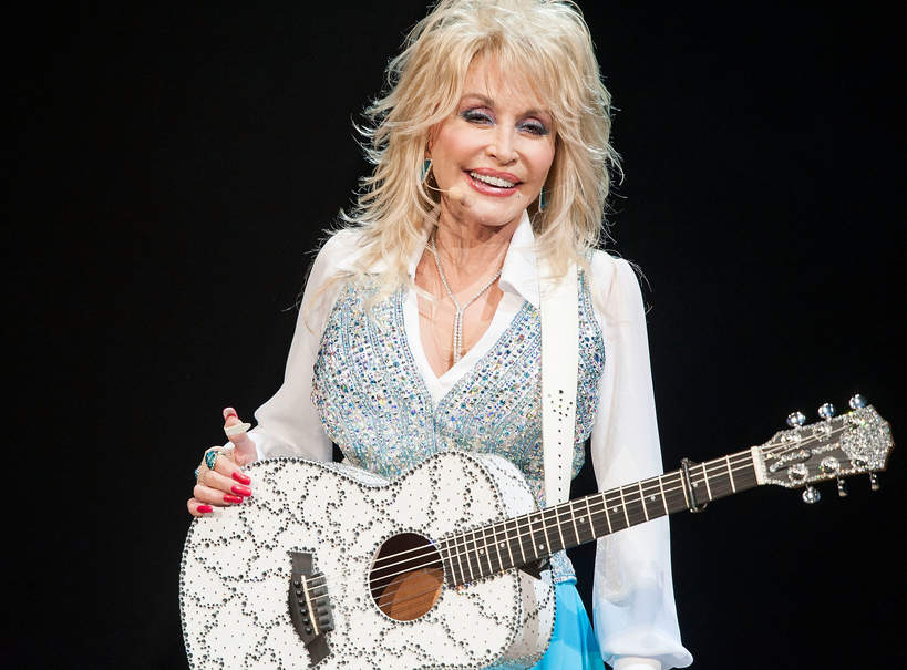 Dolly Parton, 2014 rok