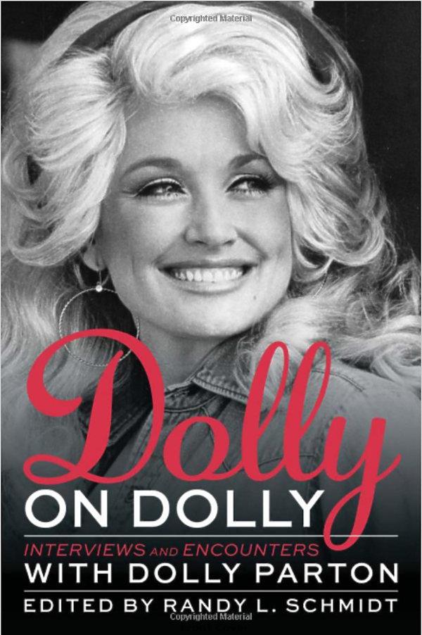 Dolly Parton książka