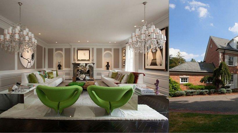 Dom Alicii Keys w New Jersey