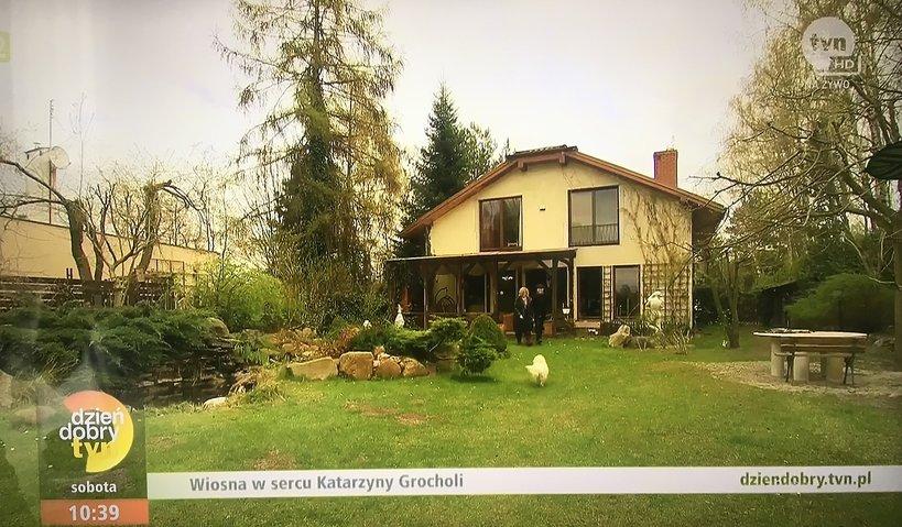 Dom Katarzyny Grocholi