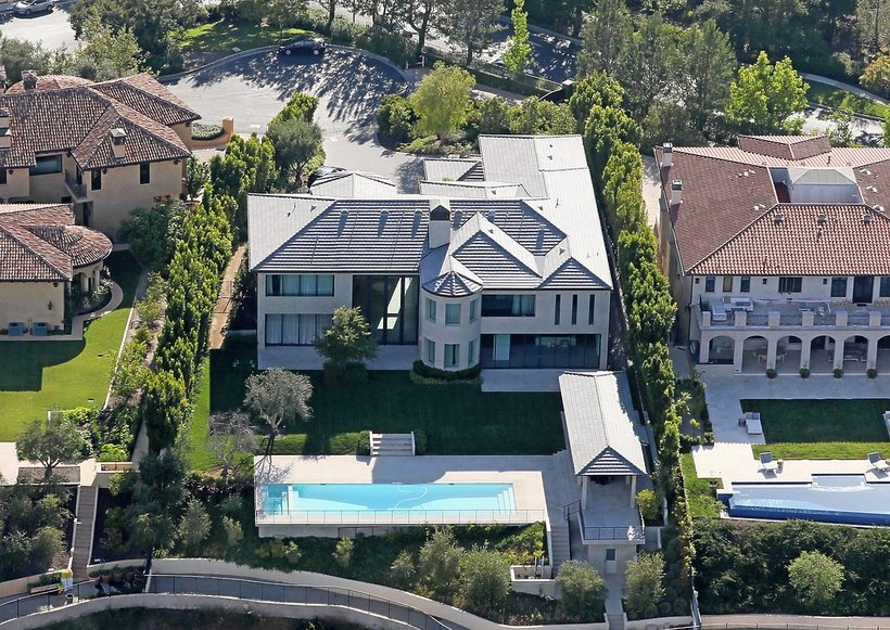 Dom Kim Kardashian i Kanyego Westa