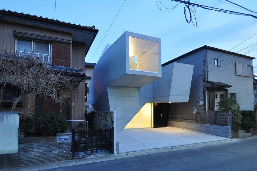 Dom w Abiko
