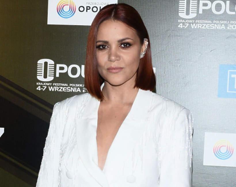 Dominika Gawęda przerwała wywiad